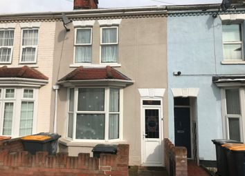 Thumbnail 3 bed terraced house to rent in Dunville Road, Bedford