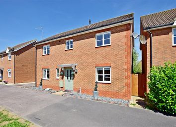 Thumbnail 4 bed detached house for sale in Lloyd Drive, Kemsley, Sittingbourne, Kent