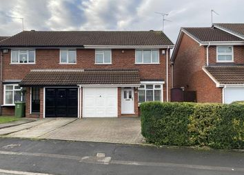 Thumbnail 3 bed semi-detached house for sale in Woodcock Gardens, Featherstone, Wolverhampton, West Midlands