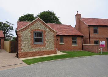 Thumbnail 3 bedroom detached bungalow for sale in Mundesley Beck, Mundesley, Norwich