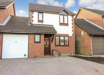 Thumbnail 3 bed link-detached house for sale in Malvern Gardens, Hedge End, Southampton, Hampshire