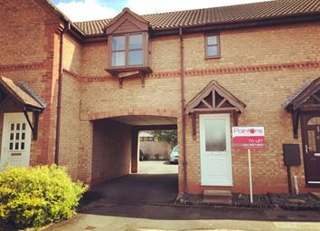 Thumbnail 1 bed flat to rent in Gold Close, Nuneaton