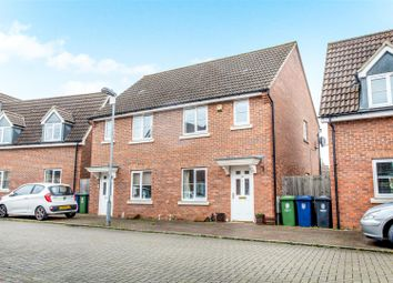 Thumbnail 2 bedroom semi-detached house for sale in Sheepwash Way, Longstanton, Cambridge