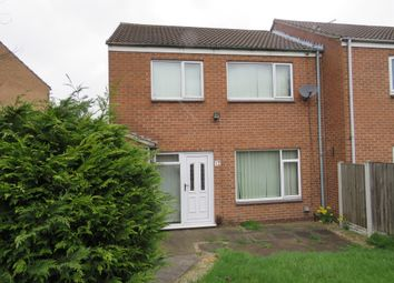 Thumbnail 2 bedroom semi-detached house for sale in Spindle Gardens, Bulwell, Nottingham