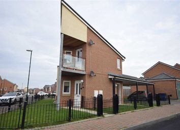 Thumbnail 2 bed flat for sale in Cherry Tree Walk, South Shields