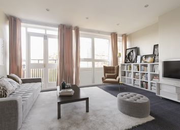 Thumbnail 3 bed flat for sale in Montrell Road, London