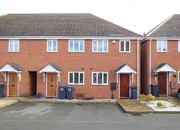 Thumbnail 2 bed terraced house to rent in Rowberrie Close, Rednal