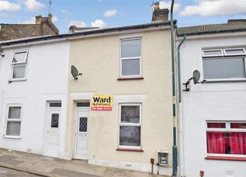 Thumbnail 2 bed terraced house for sale in Banning Street, Rochester, Kent