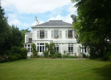 Thumbnail 5 bed property for sale in Le Clos Paumelle, Bagatelle Road, St. Saviour, Jersey