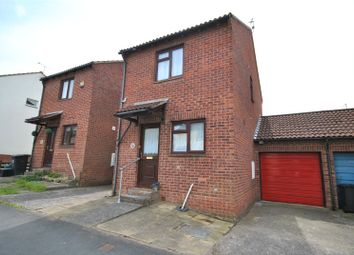 Thumbnail 2 bedroom link-detached house to rent in Long Meadow Drive, Barnstaple