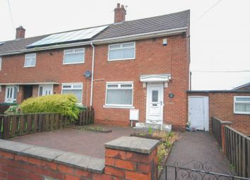 Thumbnail 2 bed property for sale in Runnymede Road, Sunderland