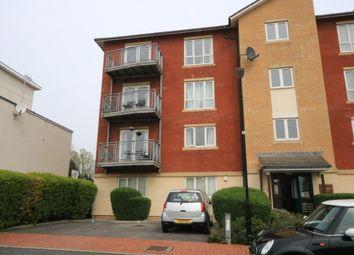 Thumbnail 2 bedroom flat for sale in Y Rhodfa, Barry