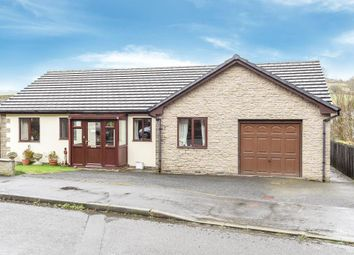 Thumbnail 3 bed detached bungalow for sale in Knighton, Powys