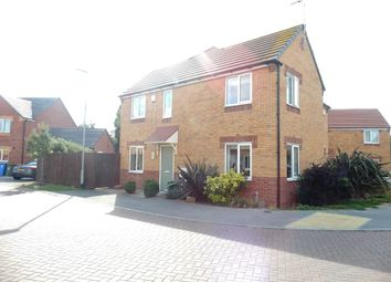 Thumbnail 3 bed semi-detached house for sale in Gally Knight Way, Langold, Worksop