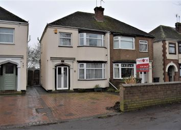 Thumbnail 3 bed semi-detached house for sale in Greenmoor Road, Nuneaton