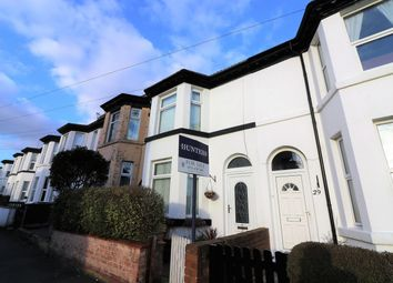 Thumbnail 2 bed property for sale in Meadow Street, Wallasey
