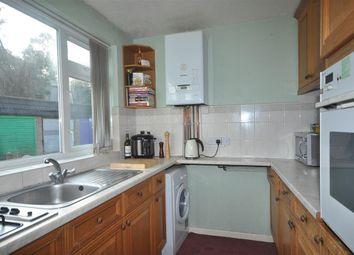 Thumbnail 2 bedroom maisonette for sale in Mitchell Close, Dartford, Kent