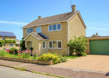Thumbnail 4 bed detached house for sale in Hatch Way, Kirtlington, Kidlington