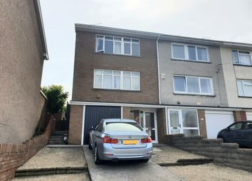 Thumbnail 3 bed end terrace house for sale in Ael Y Bryn, North Cornelly, Bridgend