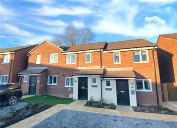 Thumbnail 2 bedroom town house for sale in Ralph Drive, Somercotes, Alfreton