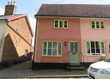Thumbnail 2 bed property to rent in Church Street, Fressingfield, Eye
