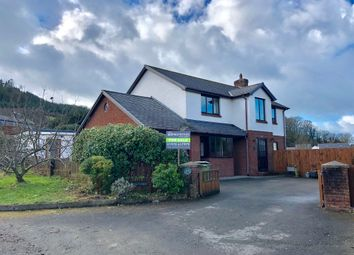 Thumbnail 3 bedroom detached house for sale in Cwrt Y Cadno Lane, Llanilar