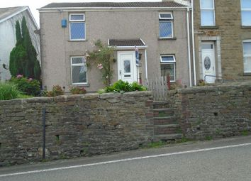 Thumbnail 3 bed end terrace house for sale in Clyndu Street, Morriston, Swansea