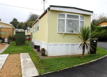 Thumbnail 1 bed mobile/park home to rent in Winchester Road, Fair Oak, Eastleigh