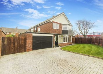 Thumbnail 3 bed semi-detached house for sale in Woodburn Drive, Whitley Bay, Tyne And Wear