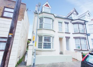 5 bed end terrace house for sale in Garfield Road, Margate CT9