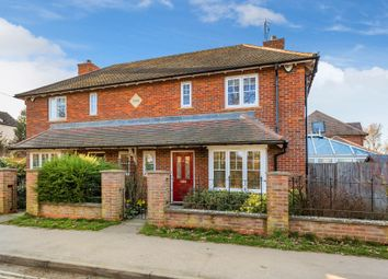 Thumbnail 3 bed semi-detached house for sale in Vicarage Road, Lingfield, Surrey