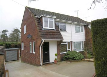 Thumbnail 3 bed semi-detached house to rent in Southwood Avenue, Knaphill, Woking