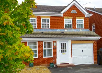 Thumbnail 4 bed detached house to rent in Marlborough Gardens, Hedge End, Southampton