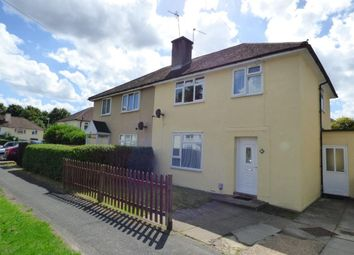 Thumbnail 3 bedroom semi-detached house for sale in Oaken Copse Crescent, Farnborough