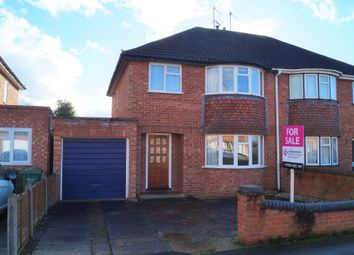 Thumbnail 3 bed semi-detached house for sale in Melrose Close, Worcester