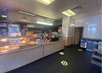 Thumbnail Restaurant/cafe for sale in Bank Street, Alloa