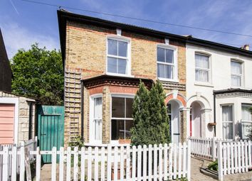 Thumbnail 3 bed semi-detached house to rent in Harewood Road, Colliers Wood, London, Greater London