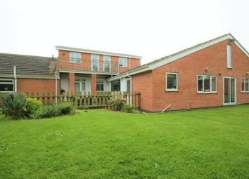 Thumbnail 5 bedroom detached house for sale in Papplewick Lane, Hucknall, Nottingham