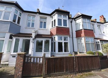 Thumbnail 5 bed terraced house to rent in Strathearn Road, London