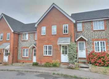 Thumbnail 3 bed terraced house for sale in Alan Avenue, Newton Flotman