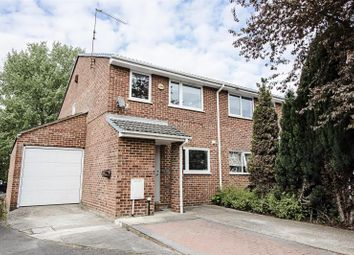 Thumbnail 3 bed terraced house for sale in Dawn Redwood Close, Horton, Slough