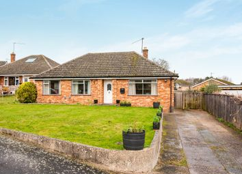 Thumbnail 3 bed detached bungalow for sale in Hillside, Brandon