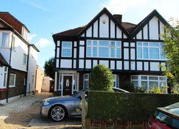 Thumbnail 3 bed semi-detached house for sale in Salehurst Close, Harrow, Middlesex