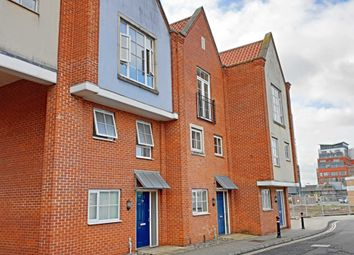 Thumbnail 3 bedroom town house for sale in Turret Lane, Ipswich