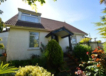 Thumbnail 3 bed detached house for sale in Audley Avenue, Torquay, Devon