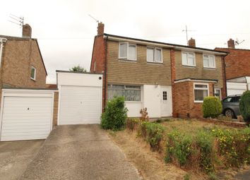 Thumbnail 3 bed semi-detached house for sale in Corinne Close, Reading