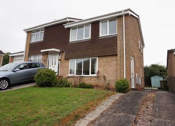 Thumbnail 3 bed semi-detached house to rent in Hurstmead Drive, Stafford