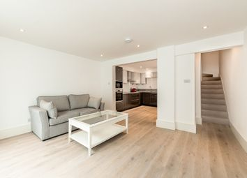 Thumbnail 1 bed flat for sale in Masbro Road, Brook Green, London