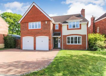 5 bed detached house for sale in Water Lane, Greenham, Thatcham RG19