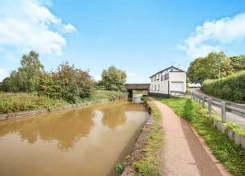 Thumbnail 3 bed detached house for sale in Croxton Lane, Middlewich